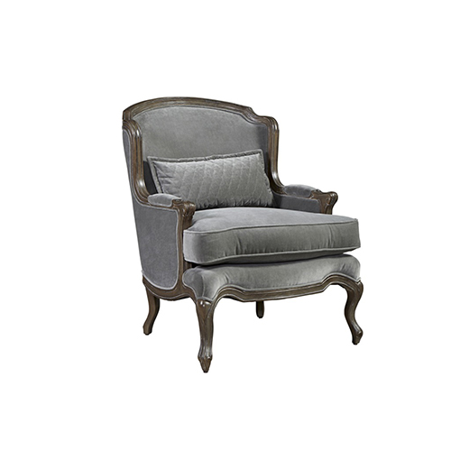 Universal Furniture Curated Gray Harrison Chair