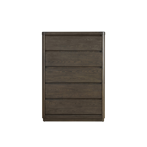 Curated Graphite Roxbury Drawer Chest