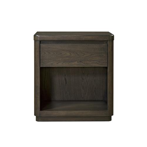 Universal Furniture Curated Graphite Roxbury Night Table