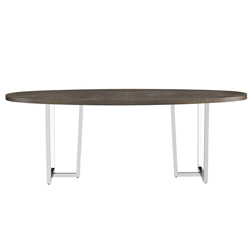 Curated Brownstone Brighton Dining Table