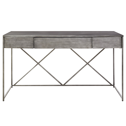 Universal Furniture Curated Greystone Pembroke Desk
