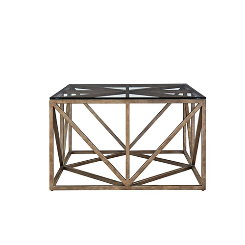 Universal Furniture Truss Square Cocktail Table