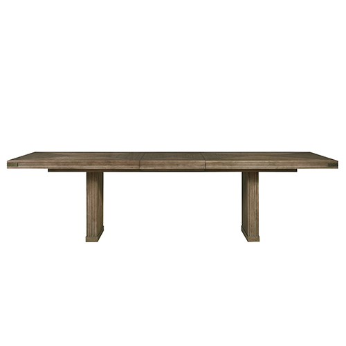 Universal Furniture Synchronicity Dining Table with Leaf