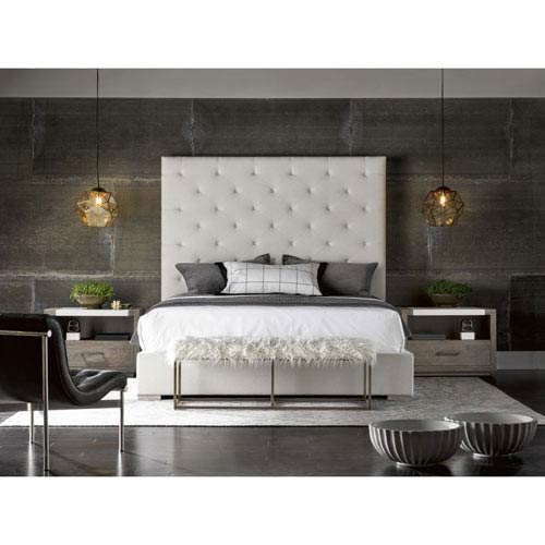 Universal Furniture Brando Complete King Bed