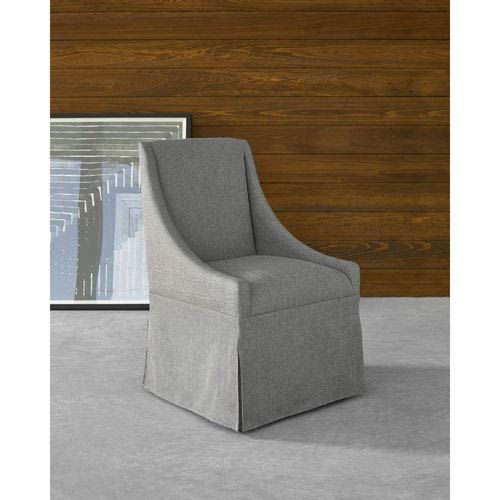 Towsend Caster Arm Chair