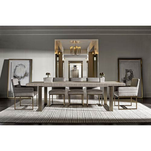 Robards Quartz Rectangular Dining Table