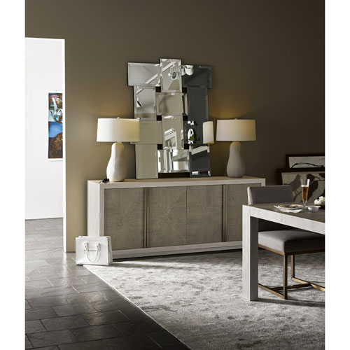 Universal Furniture Brinkley Credenza 2-Tone Finish