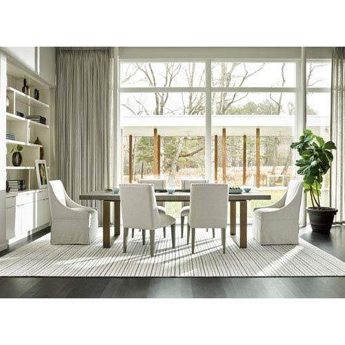 Universal Furniture Robards Flint Rectangular Dining Table