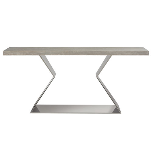 Universal Furniture Zephyr Solana Eloquence Console Table