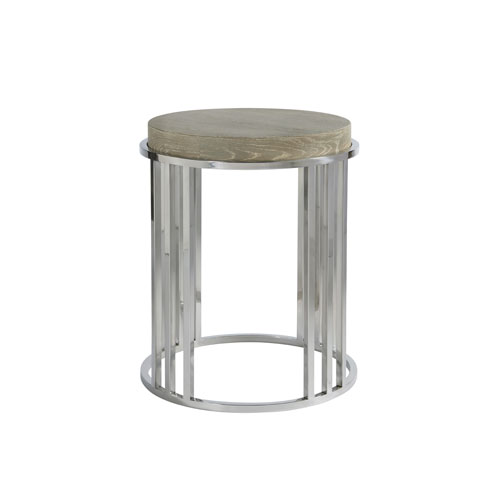 Universal Furniture Zephyr Solana Round End Table