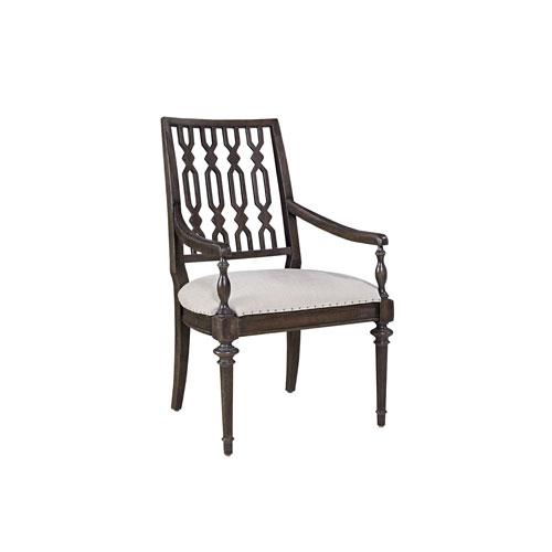 Postscript Cable Knit Arm Chair