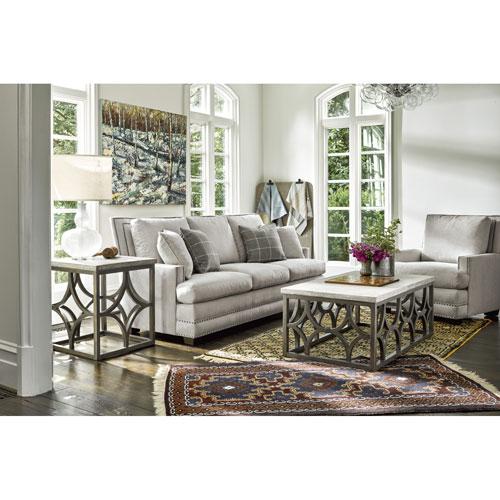 Universal Furniture Postscript Foulard Cocktail Table