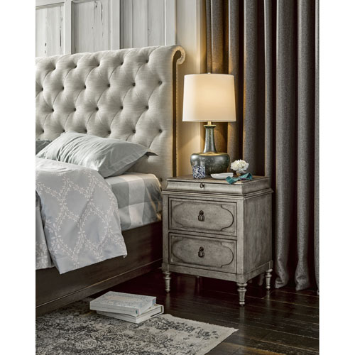 Universal Furniture Postscript Cancale Bedside Chest