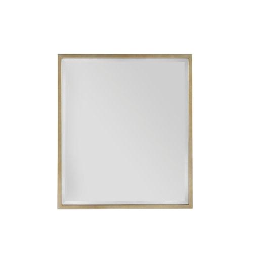 Soliloquy Gold Framed Mirror