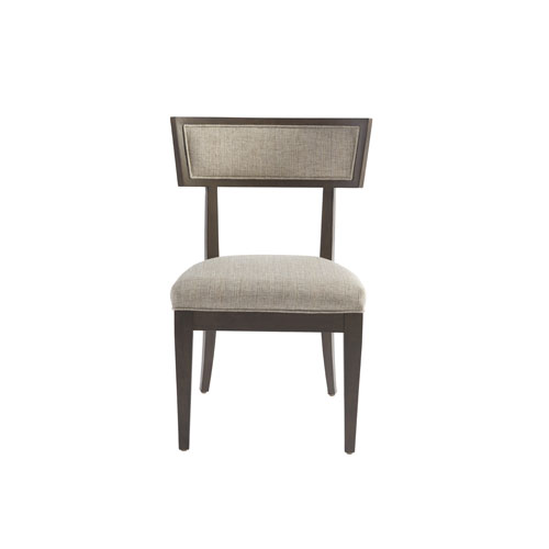 Universal Furniture Soliloquy Cocoa Ambrose Chair- Set of Two