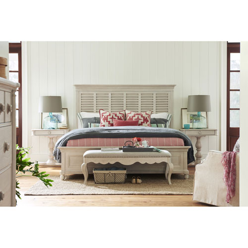 Bungalow Bluff King Bed