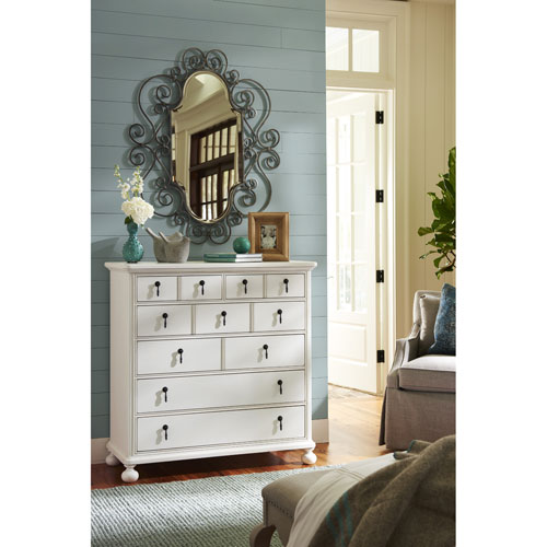 Bungalow Six Drawer Chest