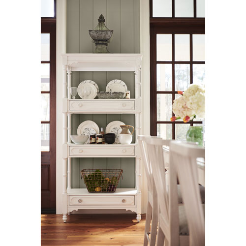 Bungalow Bluff Etagere