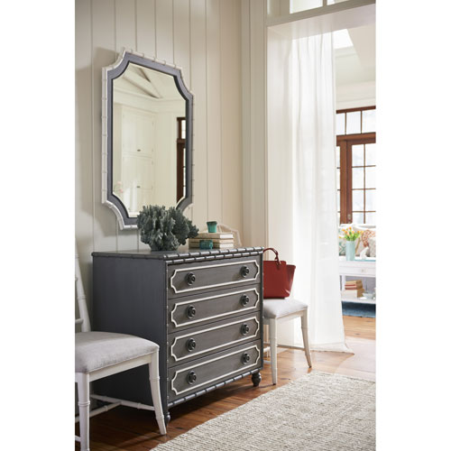 Bungalow Bamboo Hall Chest