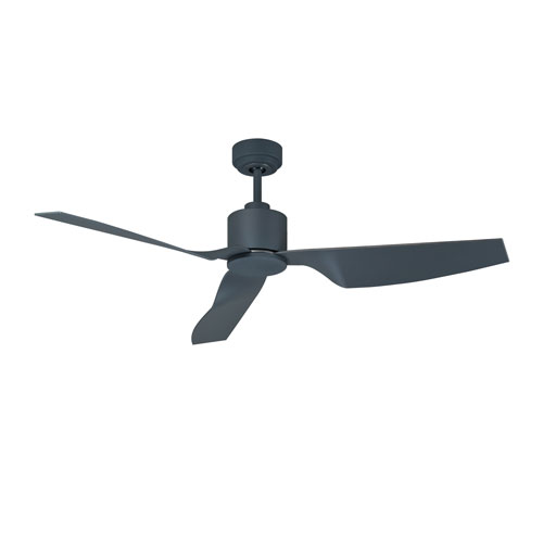 Lucci Air Airfusion Climate II Charcoal 50-Inch DC Ceiling Fan