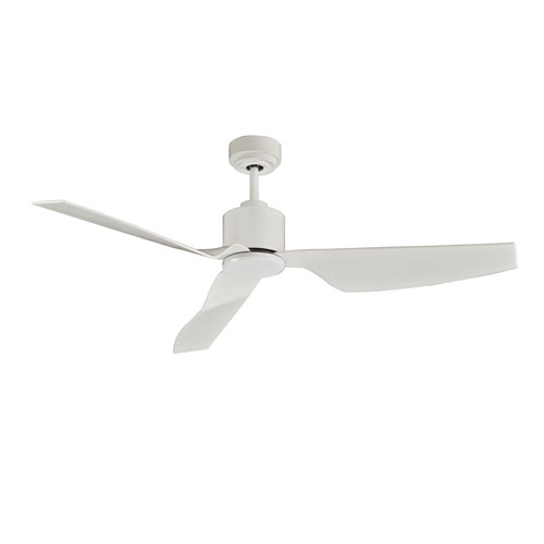 Lucci Air Airfusion Climate II White 50-Inch Ceiling Fan