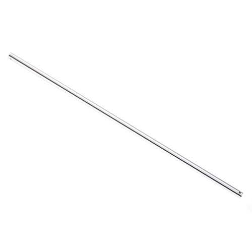 Lucci Air Brushed Chrome 36-Inch Extension Rod
