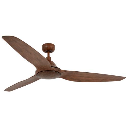 Lucci Air Airfusion Type A Dark Koa 60-Inch DC Ceiling Fan