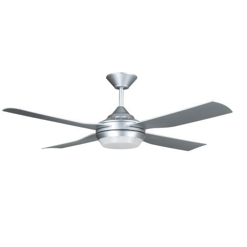 Lucci Air Moonah Silver 52-Inch LED Ceiling Fan