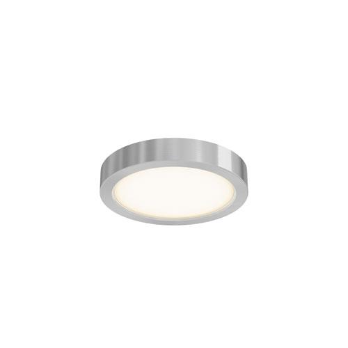 DALS Lighting Satin Nickel LED 750 Lumen Flush Mount