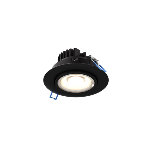 Black LED 1130 Lumen Recessed Ceiling Light
