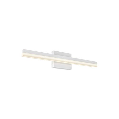 Satin Nickel 15W Three-Inch LED Bath Vanity