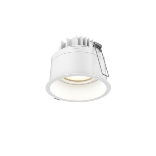 White Four-Inch ADA LED Gimbal Recessed Light
