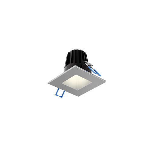 Satin Nickel LED 580 Lumen Recessed Ceiling Light