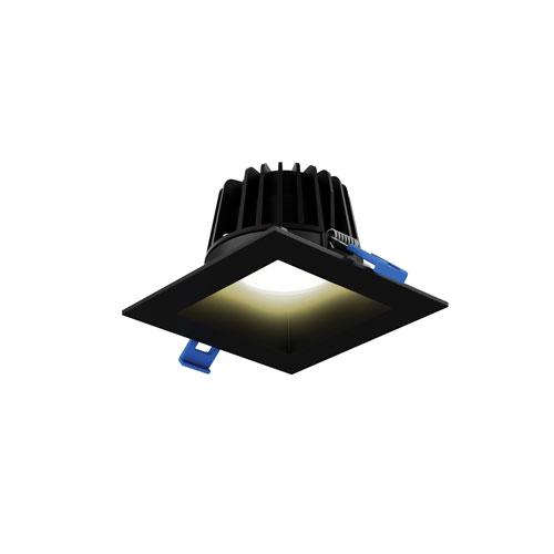 DALS Lighting Black LED 1100 Lumen Recessed Ceiling Light