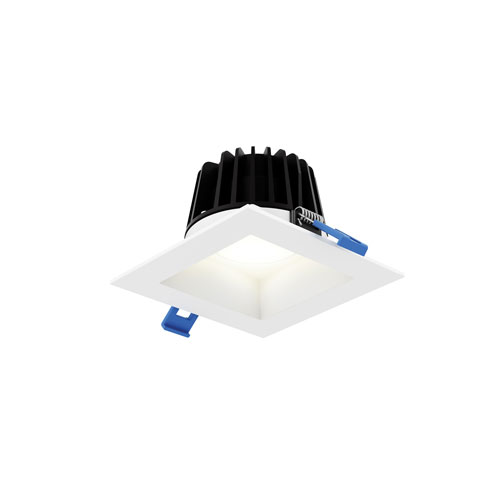 White LED 1100 Lumen Recessed Ceiling Light