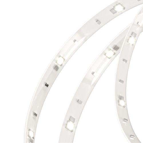 White Three-Inch RGB Indoor Tape LED Light Kit
