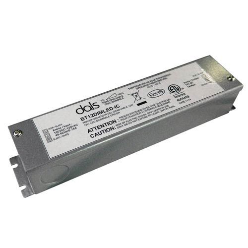 Grey 12W Dimmable Driver