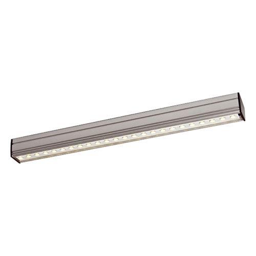 Cove Linear Series Sandblasted Aluminum 12W 3000K 1730 Lumens LED Cove Light