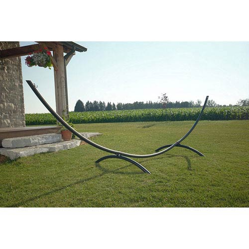 15ft Arc Hammock Stand - Steel (Oil Rubbed Bronze)