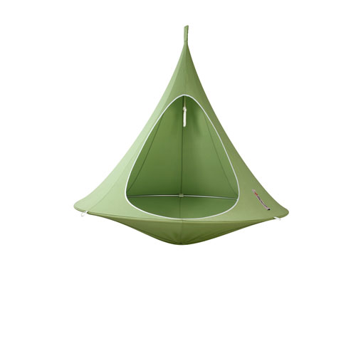 Double Cacoon Hammock Leaf Green