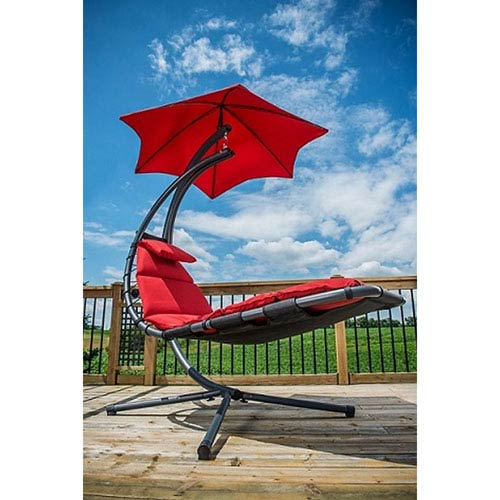 Vivere The Original Dream Chair Cherry Red