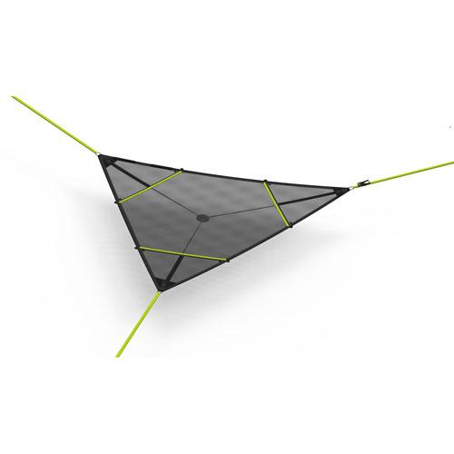 Vivere The Revolutionary Aerial Mat- Neon Green