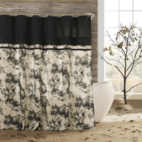 Kensie Home Rhea Shower Curtain