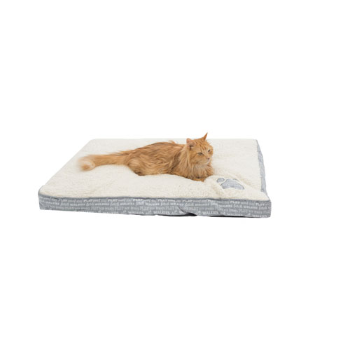 Duck River Textile Bjorn Grey Pet Mattress