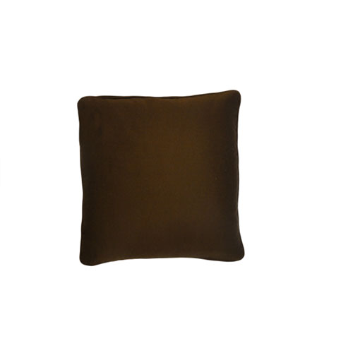 Loft Chocolate 20 In. Throw Pillow