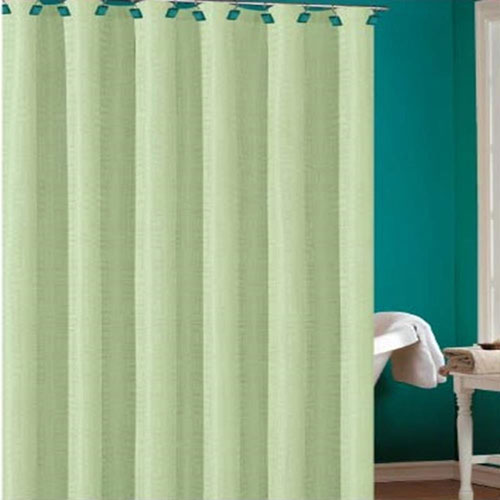 Verano Spa Green Shower Curtain