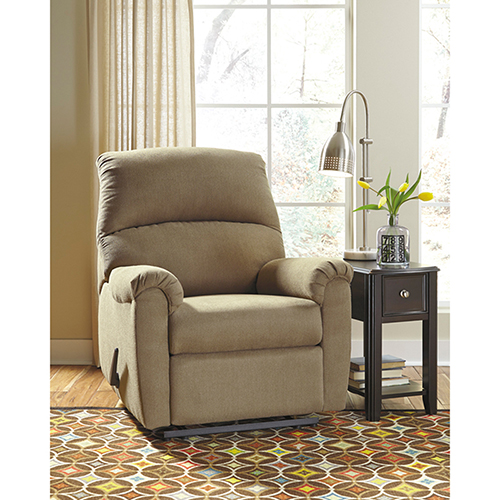Otwell Wall Hugger Recliner in Cocoa