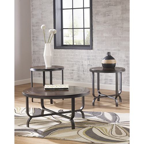 Ferlin 3 Piece Occasional Table Set