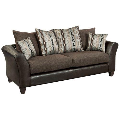 Rip Sable Chenille Sofa