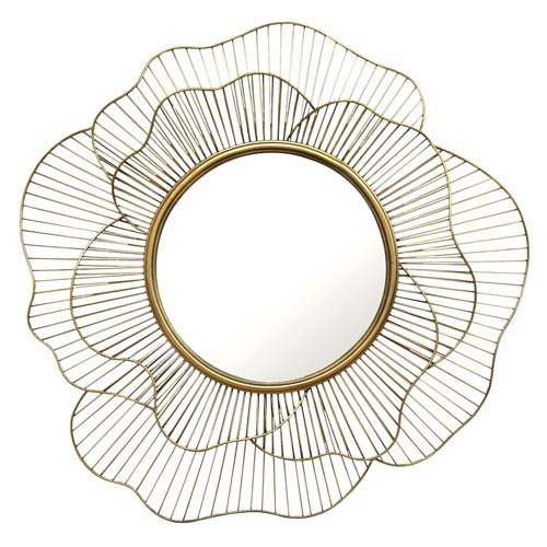 Stratton Home Décor Stella Wall Mirror